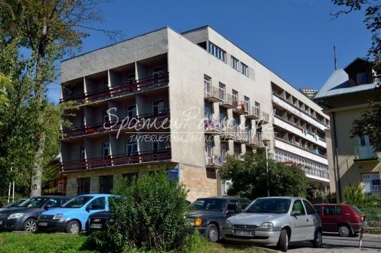 noclegi Krynica Zdrój sanatorium
