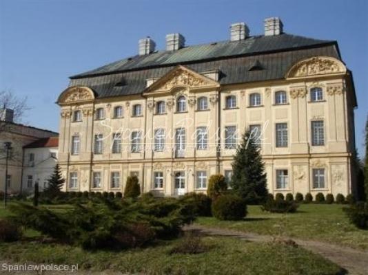noclegi Pałac Ciążeń