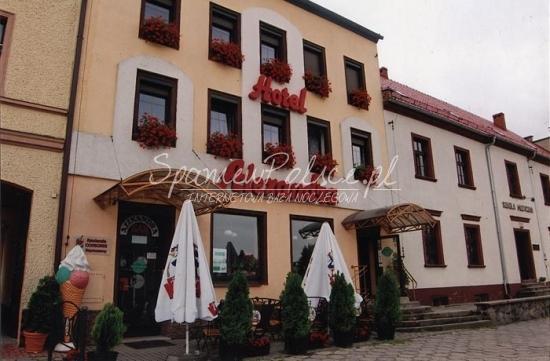 Olesno Alexandra Hotel