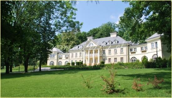 noclegi Pałac Śmiłowice